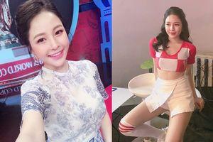 Hot girl Trâm Anh: 'Thật thà trên sóng truyền hình là tự sát'