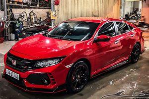 Honda Civic lên đời xe thể thao tiền tỷ tại Việt Nam