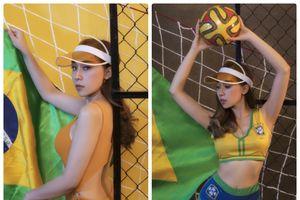 DJ Rosa đặt trọn niềm tin vào Brazil