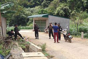 Kêu gọi 30 người liên quan trùm ma túy tại Lóng Luông ra đầu thú