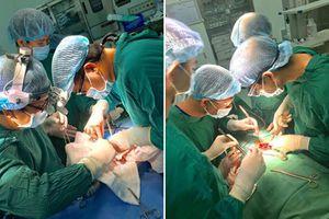Hai người đàn ông nhân hậu hiến tạng cứu sống 6 người
