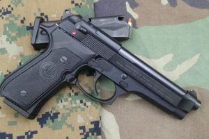 Thành lập được 240 năm, Quân đội Mỹ chỉ dùng đúng 9 loại súng ngắn