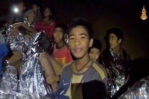 Toàn cảnh quá trình tìm kiếm và giải cứu đội bóng nhí Thái Lan mắc kẹt trong hang