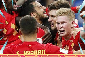 Thể thao 24h: Huyền thoại MU dự đoán Bỉ vô địch World Cup 2018