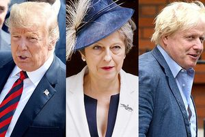 Tổng thống Mỹ thăm Anh: 'Thảm họa' đối với Thủ tướng Theresa May?