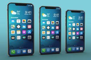 Rò rỉ ảnh viền siêu mỏng nghi của iPhone 2018