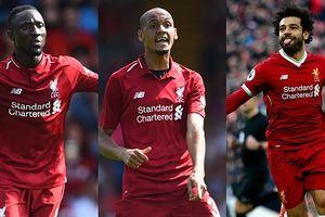 Đội hình đủ sức vô địch Premier League 2018/2019 của Liverpool