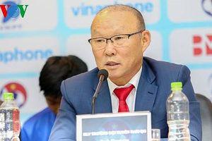HLV Park Hang Seo 'đe dọa' suất bắt chính của thủ môn Đặng Văn Lâm