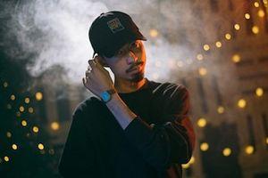 Rapper Đen nhắn nhủ người hâm mộ: 'Đừng gọi tôi là idol!'