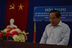 Cà Mau thụ lý giải quyết vụ Chủ tịch huyện bị tố cáo