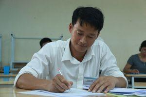 Sở GD-ĐT Hòa Bình xác nhận 'không có chuyện gian lận trong thi cử'