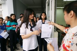 Điểm 'sàn' khoa Y, Trường ĐH Quốc tế TP.HCM