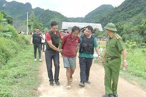 Thái Nguyên: Bắt đối tượng đâm thương vong 2 người rồi cố thủ trong nhà