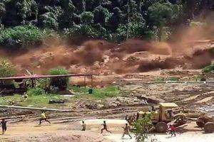 CĐM Việt xót xa với vụ vỡ đập thủy điện tại Lào