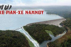 Đập thủy điện bị vỡ ở Attapeu là dự án BOT đầu tiên tại Lào