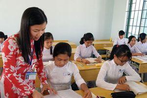 Giáo viên được chọn nhiệm sở sau khi trúng tuyển kỳ thi tuyển dụng viên chức