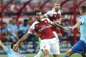 Arsenal bại trận trước Atletico sau loạt sút luân lưu tệ hại