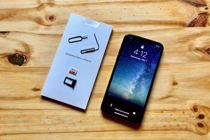 Bằng chứng cho thấy iPhone 2018 sẽ có 2 SIM