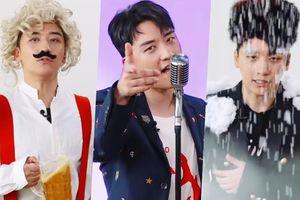 Hát hit mới 10 thứ tiếng, Seungri quả thực xứng đáng trở thành… phiên dịch viên của BigBang