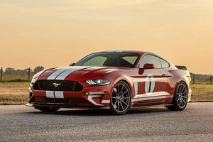 Ford Mustang GT độ hơn 800 mã lực, giới hạn 19 chiếc