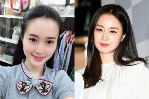 Bí kíp để có làn da trắng mịn như xứ của 'Kim Tae Hee Việt Nam' xứ Huế
