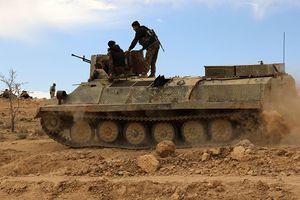 Chiến sự Syria: Người Kurd sẵn sàng chiến đấu cùng quân chính phủ tại Sweida