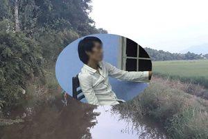 Vụ con trai sát hại cha đẻ vứt xác xuống mương nước gần nhà: Người thân nói gì về nghi phạm?