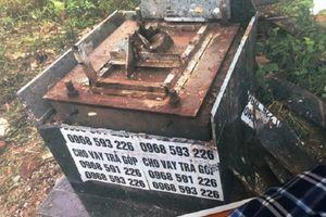 Cổng chào Bắc Ninh bị đổ, chủ đầu tư nói gì?