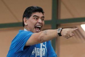 Maradona chỉ trích truyền thông vì không được làm HLV Argentina