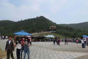 Nhiệt điện Quảng Trạch chỉ cách khu mộ Đại tướng Võ Nguyên Giáp 3km