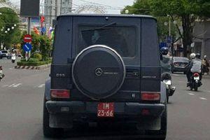 Hé lộ danh tính chủ nhân chiếc xe Mercedes-Benz G55 bạc tỉ gắn biển đỏ ở Cần Thơ nghi bị làm giả