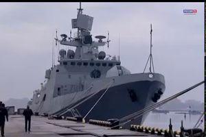 Chặn tàu ngầm Mỹ, chỉ huy tàu chiến Nga sẽ được thưởng?