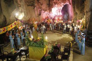 Đà Nẵng tổ chức lễ hội Vu Lan báo hiếu trước động Âm Phủ