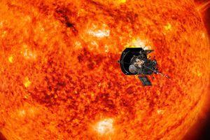 Toàn cảnh NASA phóng tàu tàu thăm dò Mặt trời Parker