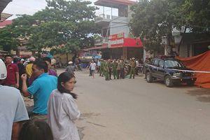 Khởi tố vụ án nổ súng ở Điện Biên lúc sáng sớm khiến 3 người chết