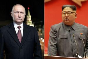 Lãnh đạo Triều Tiên chúc 'đồng chí' Putin may mắn