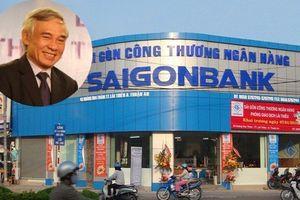 Vừa thay Chủ tịch, nợ xấu Saigonbank bỗng 'sốt siêu vi'