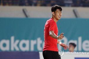 Son Heung-Min lo lắng trước viễn cảnh bị loại sớm tại ASIAD 18