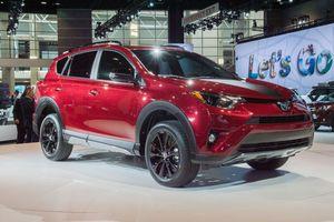 10 mẫu SUV bán chạy nhất thế giới nửa đầu năm 2018