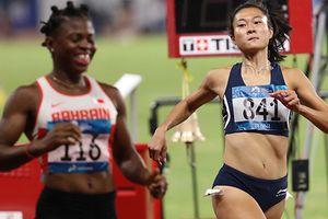 ASIAD ngày 26/8: Lê Tú Chinh không thể vào chung kết chạy 100 m nữ
