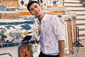 Cựu sinh viên ĐH Khoa học Xã hội Nhân văn: Mẫu 'soái ca' ngỡ chỉ có trong truyền thuyết khi vừa đẹp trai lại cực giỏi tiếng Hàn