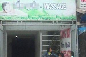 Giả danh cảnh sát hình sự đến cơ sở massage ở Hà Nội 'vòi' tiền