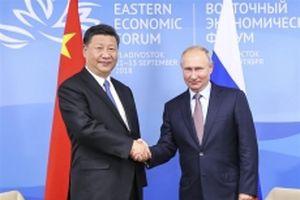Nga, Trung Quốc thúc đẩy sử dụng đồng nội tệ trong giao dịch