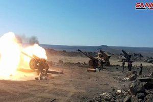 Dồn quân cho Idlib, Quân đội Syria vẫn 'đè bẹp' IS tại Deir Ezzor