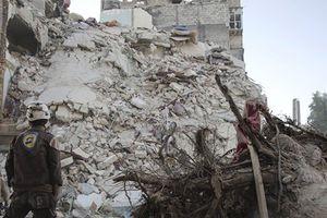Tình hình Syria: Mỹ trách cứ Nga, bênh vực nhóm Mũ bảo hiểm Trắng