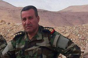 Tướng tình báo Syria thiệt mạng trong trận chiến với IS ở Suweida