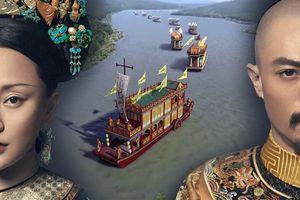 'Hậu cung Như Ý truyện' chi trả hơn 2 triệu NDT chỉ để tạo ra du thuyền sang trọng xuất hiện trong vài phân cảnh