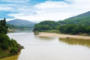 Cục quản lý Tài nguyên nước (Bộ TN&MT): Chỉ đạo kịp thời việc điều tiết, cấp nước cho hạ du sông Vu Gia