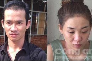 Chồng bị bắt, vợ đứng ra 'bao thầu' đường dây mua bán ma túy