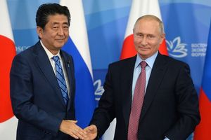 Nga - Nhật Bản có thể ký hiệp ước hòa bình vào cuối năm